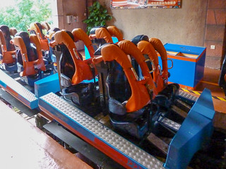 Photo 5 of 7 in the 10 Inversion Coaster gallery