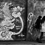 Surprised murales