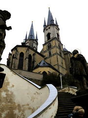 Cheb, Church of St. Nicolas