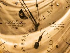 Clock at Royal Observatory Greenwich