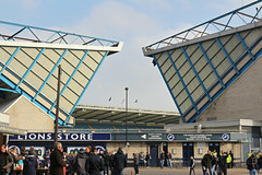 Millwall 1 Leicester 0 :-)