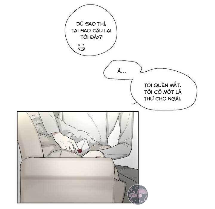 [ Manhwa ] Người Hầu Hoàng Gia Chap 4 page 61 - Truyentranhaz.net