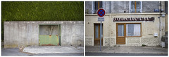 Diptyque Vert et Boucherie - Photo of Cunlhat
