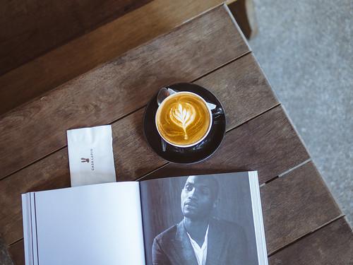 Casa Lapin Sukhumvit 26, Bangkok. #Thailand #kinfolk #barista #coffee #casalapin #cafehoppingbkk #vsco