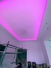 Transparentne i podświetlane sufity29
