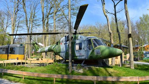 Westland Lynx AH.7 c/n 037 United Kingdom Army serial XZ176