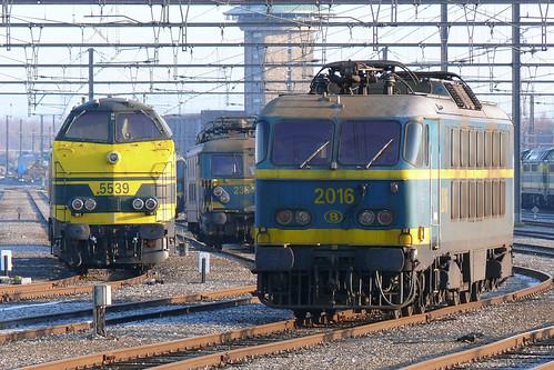 2016 + 5539 + 2364 Montzen-Gare 13.12.2008
