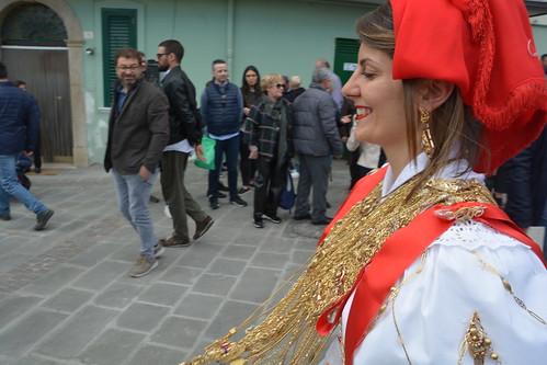 Barile, Via Crucis: la Zingara