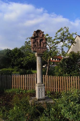 20120614 256 Bildstock Hällchen Kreuz
