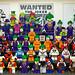 Clown / Harleen Quinzel / Harley Quinn / Jester / Jestro / Joker (LEGO minifigure)