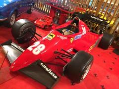 1983 Ferrari F1 - Photo of Bruc-sur-Aff