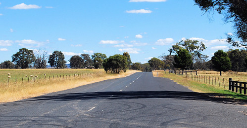 Wollar Road, Cooyal, NSW