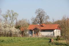 Młyńsko village