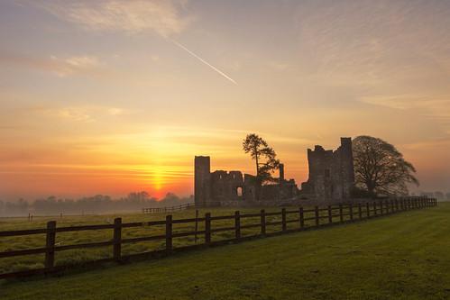 Bective Abbey Sunrise