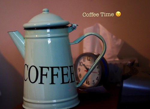 Any Time Is Coffee Time?