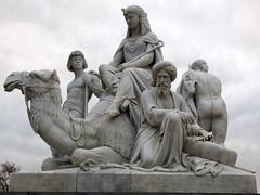 GOC London Public Art 2 156: Albert Memorial (Africa)