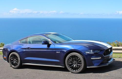 2018 Ford Mustang GT 5.0 V8