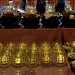 Candles Buddha Tooth Relic Temple Chinatown Singapore