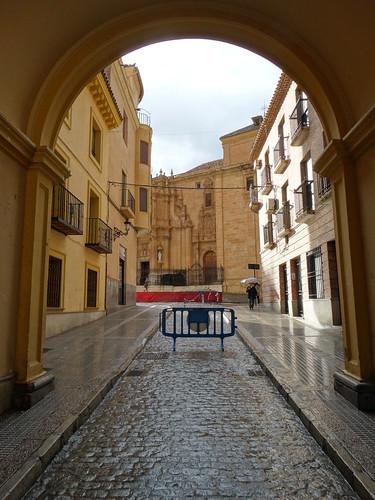 Guadix - Plaza de las Palomas