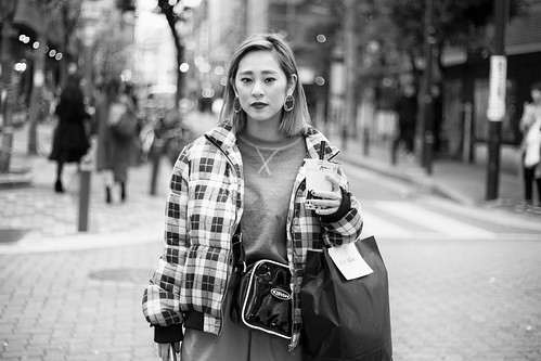 Osaka Street Portrait