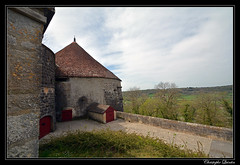Langres - Tour de Navarre - Photo of Saint-Vallier-sur-Marne