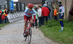Paris-Roubaix 2019:n°56 Mads Schmidt Würtz (DEN) Team Katusha Alpecin