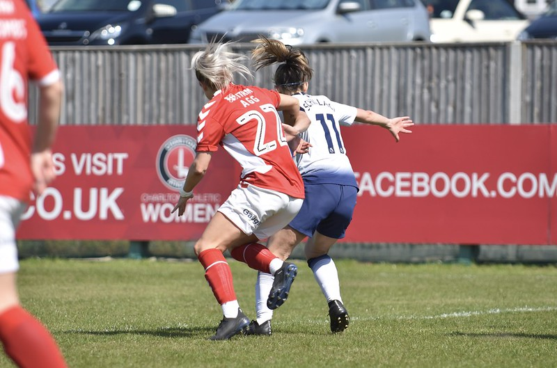 Charlton Women v. Tottenham Ladies