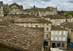 Rooftops, Saint-Emilion - Photo of Sainte-Terre