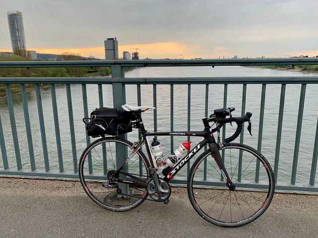 Zürich-Bonn-Zürich - Rennradtour - 2019