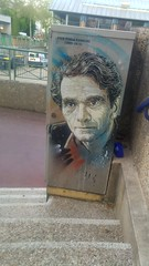Pier Paolo Pasolini, 1922-1975 by C215
