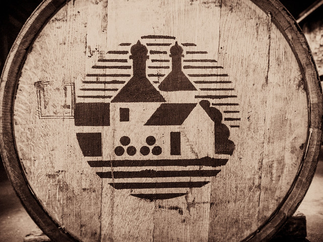 Bowmore Distillery Cask