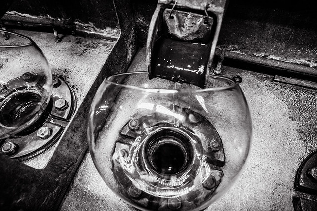 Low Wines from Wash Still No. 3