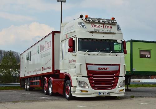 Gb-Daz Tran International-Daf Xf 116 510