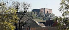 La citadelle Vauban à Belfort.