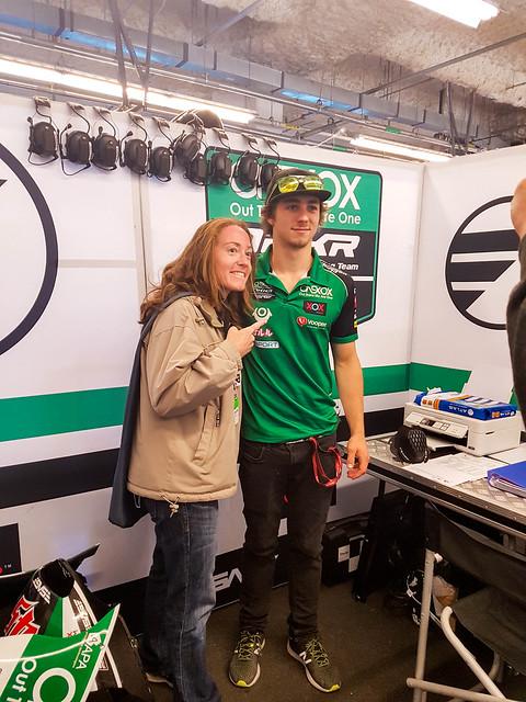 SAG Racing Remy Gardner