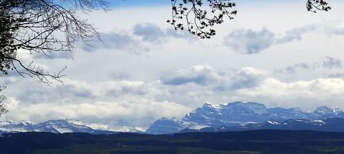 Föhnsturm durchs Glarnerland