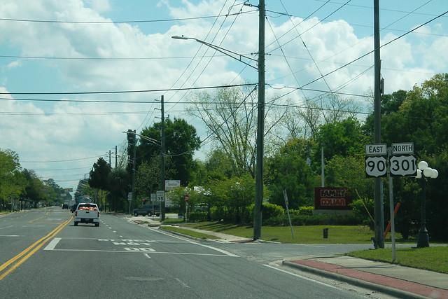 US90 East US301 North - Baldwin FL