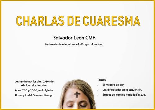 Charlas Cuaresmales 2019 - elcarmenmalaga.es01