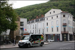 Renault Master - CAP Pays Cathare (Transdev) / F'Bus n°72371 - Photo of Foix