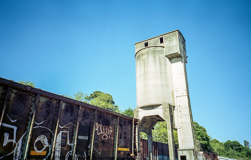 Coaling Tower 1