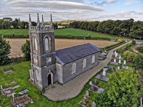 St Colman's Church, Templeshanbo Parish, County Wexford (1815)
