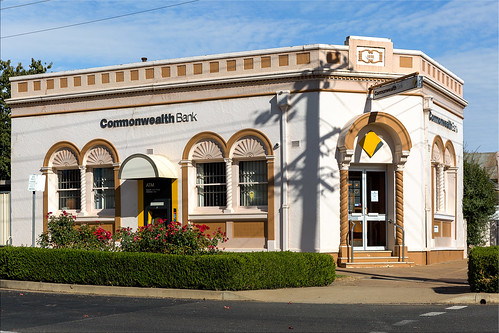 Commonwealth Bank, Molong