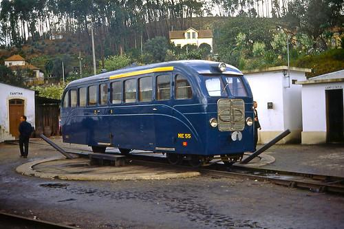 CP ME55, Sernada do Vouga, 25 February 1973