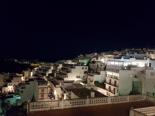Salobrena by night
