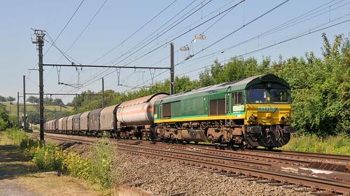 Railtraxx 266 024 Bassenge 30.06.2018