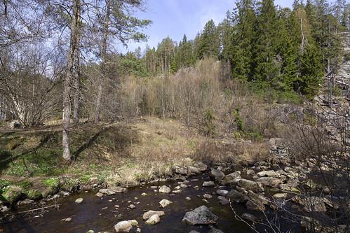 Elgåfossen 1.9, Norway-Sweden