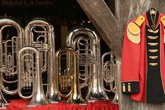 Brass and Band Gear at Swing Festival - Photo of Saint-Quentin-la-Tour