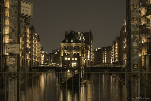 Water Castle Hamburg - 19.04.2019 - 22:28
