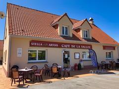 Cafe de La Vallee, Frankreich