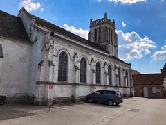 Kirche Saint-Martin in Therouanne, Frankreich - Photo of Dohem